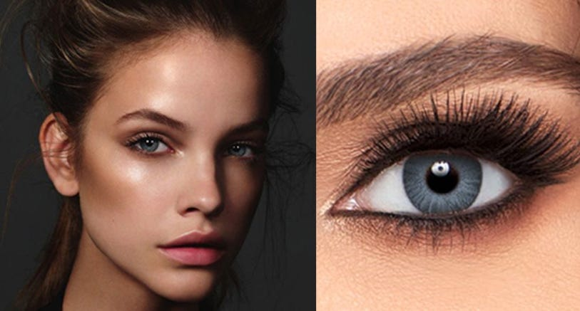 A Look at the trending Colored Contact Lenses